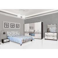 Спальня Бася новая 6Д Світ Меблів