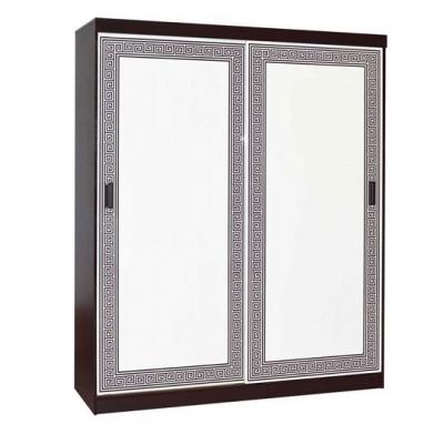 Спальня Бася новая шкаф-купе 2.4 Світ Меблів