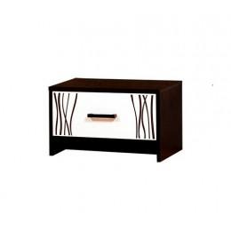Спальня Бася новая тумбочка Світ Меблів
