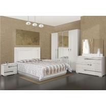 Спальня Экстаза новая 4Д Світ Меблів
