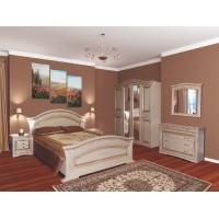 Спальня Николь патина 5Д Світ Меблів