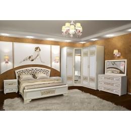 Спальня Полина новая Світ Меблів