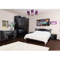 Спальня Фелиция новая 4Д Світ Меблів