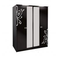 Спальня Фелиция новая шкаф 4Дз Світ Меблів