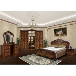 Спальня Кармен новая 4Д Світ Меблів