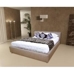 Кровать Оливия 2сп 1.6 (б/матраса) Світ Меблів