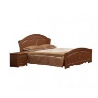 Спальня Луиза кровать 2сп 1.6 (б/матраса и основания) Світ Меблів