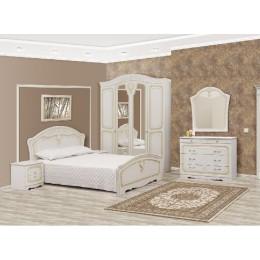 Спальня Луиза (патина) 4Д Світ Меблів