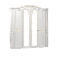 Спальня Луиза (патина) шкаф 6Д Світ Меблів