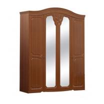 Спальня Луиза шкаф 4Д Світ Меблів