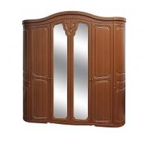 Спальня Луиза шкаф 6Д Світ Меблів
