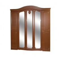 Спальня Луиза шкаф 5Д Світ Меблів