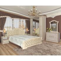 Спальня Венеция новая 4Д Світ Меблів