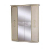Спальня Венеция новая шкаф 4Д Світ Меблів