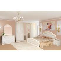 Спальня Опера 6Д Світ Меблів