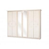Спальня Опера шкаф 6Д Світ Меблів