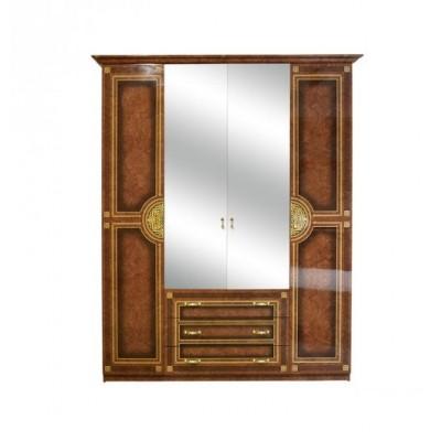 Спальня Диана шкаф 4Д Світ Меблів