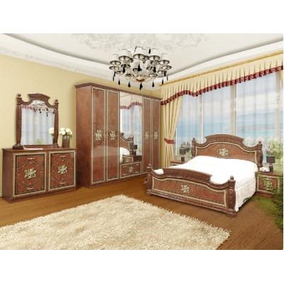 Спальня Жасмин 6Д Світ Меблів