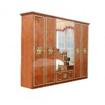 Спальня Жасмин шкаф 6Д Світ Меблів