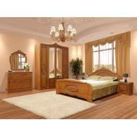 Спальня Катрин патина 5Д Світ Меблів