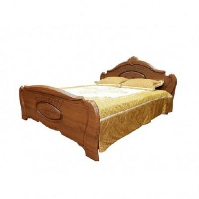 Спальня Катрин патина кровать 2сп 1.6 (б/матраса и основания) Світ Меблів