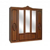 Спальня Катрин патина шкаф 5Д Світ Меблів