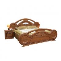 Спальня Тина кровать 2сп 1.6 (б/матраса и основания) Світ Меблів