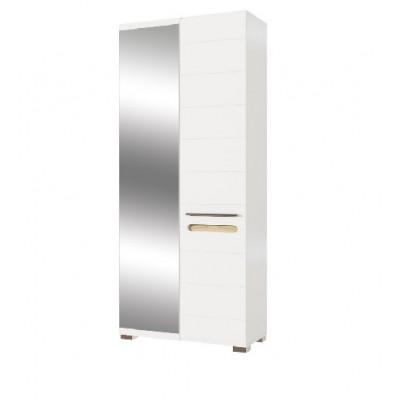 Модульная система Бьянко шкаф 2ДЗ Світ Меблів