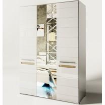 Модульная система Бьянко шкаф 3Дз Світ Меблів