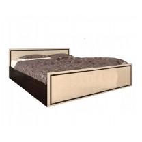 Спальня Ким кровать 2сп (венге) (б/матраса и основания) Світ Меблів