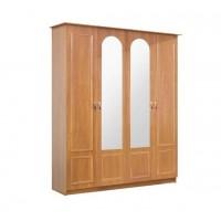 Спальня Ким шкаф 4Д Світ Меблів
