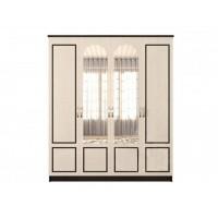 Спальня Ким шкаф 4Д (венге) Світ Меблів