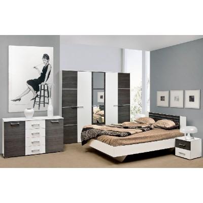 Спальня Круиз 5Д Світ Меблів