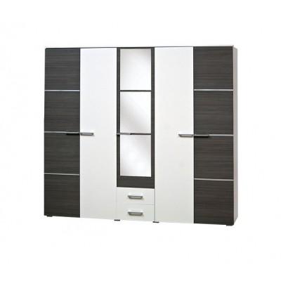 Спальня Круиз шкаф 5Д Світ Меблів