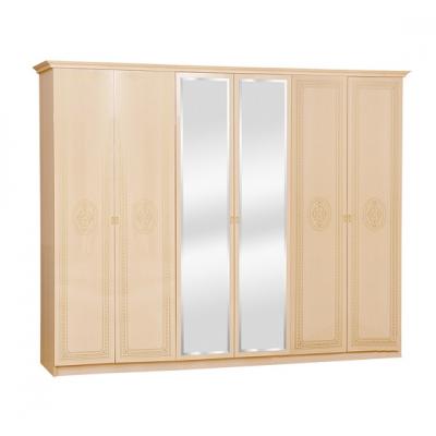 Спальня Флоренция шкаф 6Д Світ Меблів