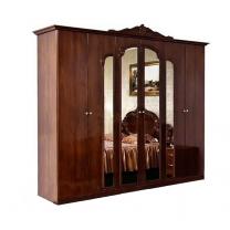 Спальня Империя шкаф 6Д Світ Меблів