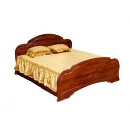 Спальня Камелия глянец кровать 2сп 1.6 (б/матраса и основания) Світ Меблів
