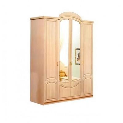 Спальня Камелия шкаф 4Д Світ Меблів