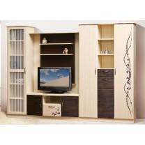 Модульная гостиная Сакура Світ Меблів