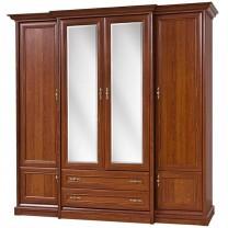 Модульная мебель Кантри шкаф 4Д Світ Меблів