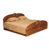 Спальня Антонина глянец кровать 2сп 1.6 (б/матраса и основания) Світ Меблів