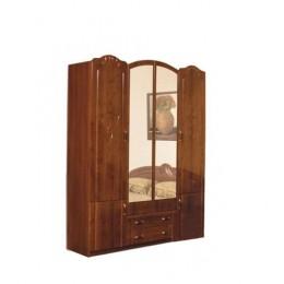 Спальня Антонина глянец шкаф 4Д Світ Меблів