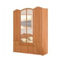 Спальня Антонина шкаф 4Д Світ Меблів