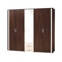Спальня Элегия шкаф 5Д Світ Меблів