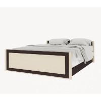Спальня Лотос кровать 2сп 1.6 (б/матраса и основания) Світ Меблів