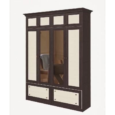 Спальня Лотос шкаф 4Д Світ Меблів
