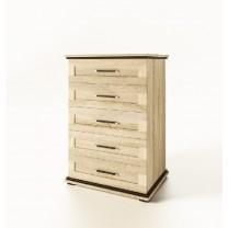 Модульная мебель Палермо комод 5Ш Світ Меблів
