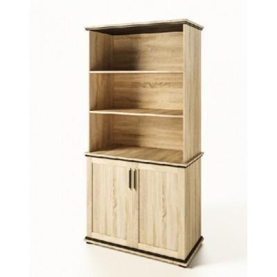 Модульная мебель Палермо шкаф книжный Світ Меблів