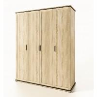Модульная мебель Палермо шкаф 4Д Світ Меблів