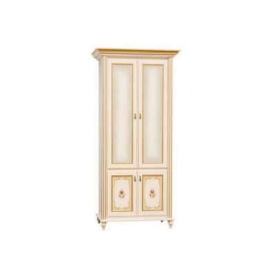 Модульная гостиная Парма шкаф 2Д Світ Меблів